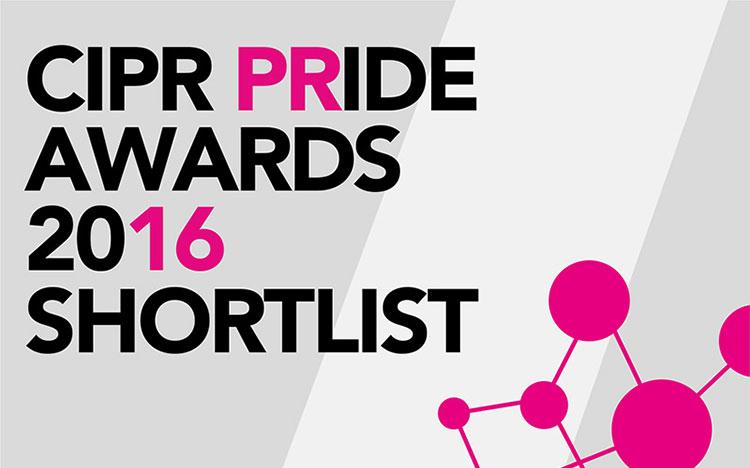 Big Wave PR shortlisted for CIPR award