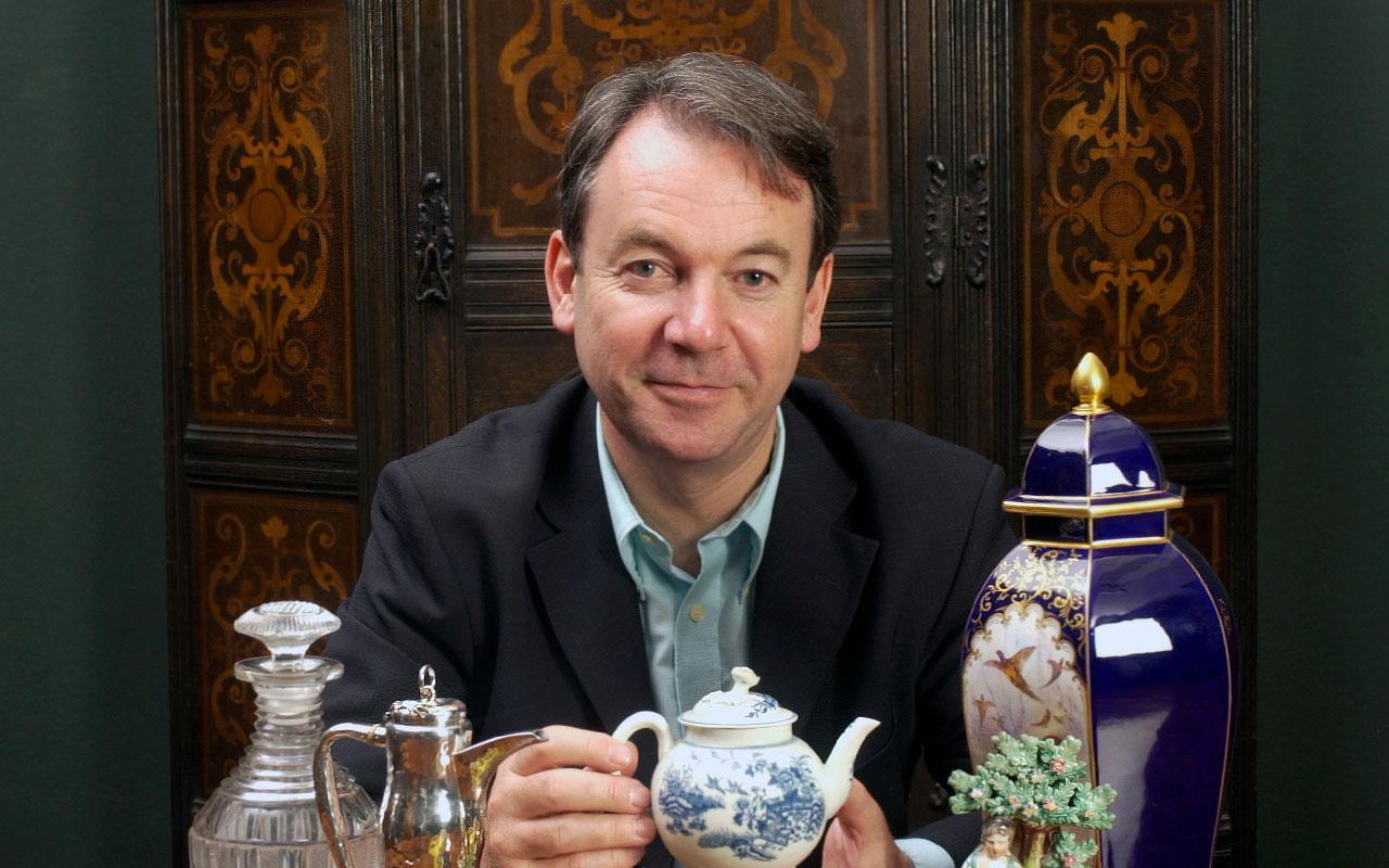 Travel PR Eric Knowles BBC Antiques